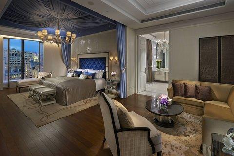 台北文华东方酒店 - MOTPEPresidential Bedroom