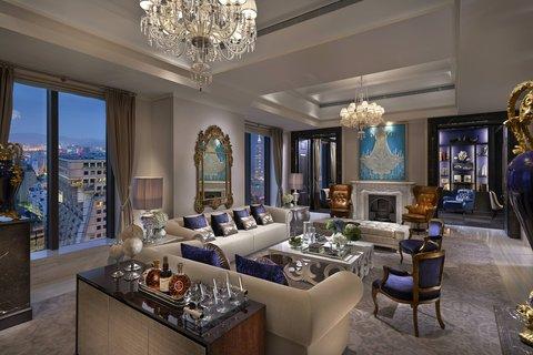 台北文华东方酒店 - MOTPE Presidential Suite