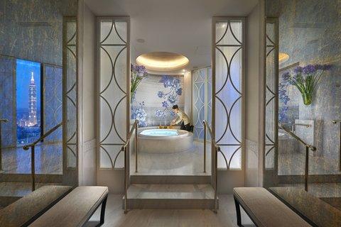 台北文华东方酒店 - MOTPEPresidential Suite Bathroom