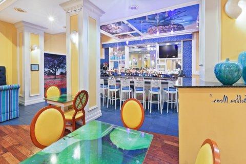 Hotel Indigo DALLAS DOWNTOWN - Bar and Lounge