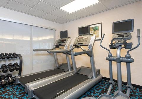Fairfield Inn Bloomington - Fitness Center
