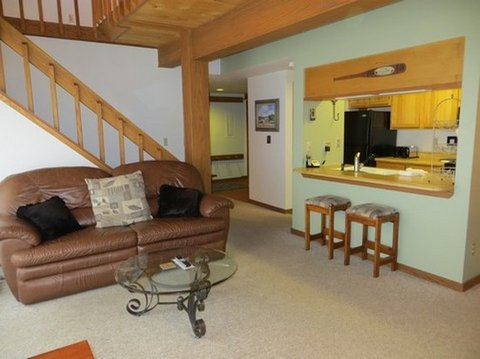 Crested Butte Mountain Resort - Living Area