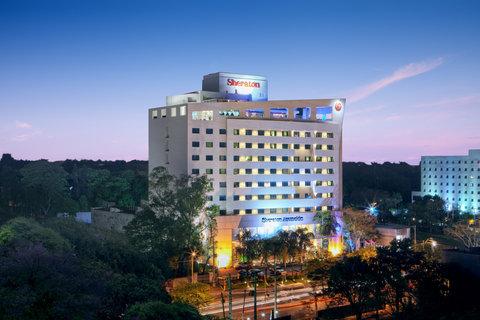 Sheraton Asuncion Hotel - Exterior