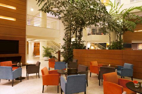 Sheraton Asuncion Hotel - Lobby Bar