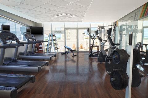 Sheraton Asuncion Hotel - Sheraton Fitness