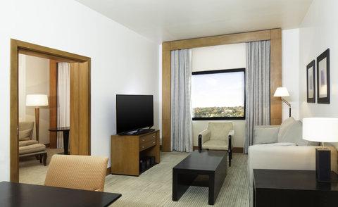 Sheraton Asuncion Hotel - Suite Living Room