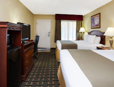Baymont Inn & Suites Lake City - 2 Queen Beds Room