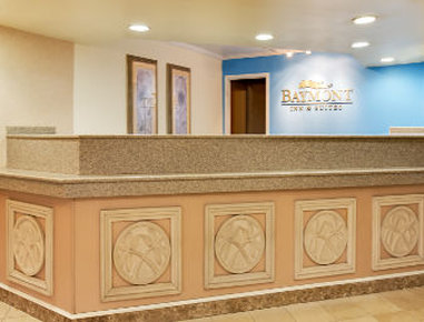 Baymont Inn & Suites Lake City - Lobby