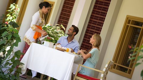 Holiday Inn Resort Baruna Bali - Romantic Breakfast -  Holiday Inn Resort  Baruna Bali