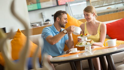 Holiday Inn Resort Baruna Bali - Lobby Lounge -  Holiday Inn Resort  Baruna Bali