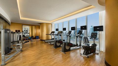 Kempinski Burj Rafal Hotel - SPAFemale Gym