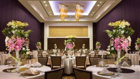 Kempinski Burj Rafal Hotel - Rafal Ballroom