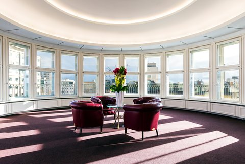 Savoy Hotel Berlin - Rotunde Meeting Room at Savoy Berlin