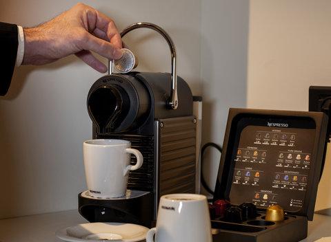 Ercilla Lopez De Haro Hotel - Complimentary welcome Coffee at Lopez de Haro