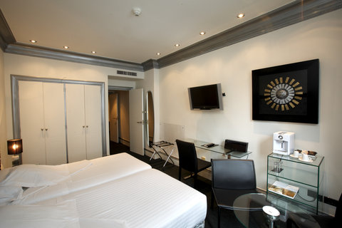Ercilla Lopez De Haro Hotel - Junior Suite at Hotel Lopez de Haro Bilbao