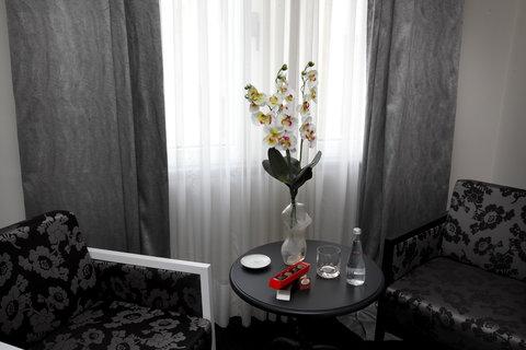 Ercilla Lopez De Haro Hotel - Superior Room Details at Hotel Lopez de Haro