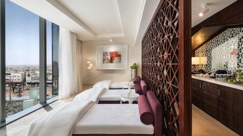 Kempinski Burj Rafal Hotel - SPAMale Relaxation Room