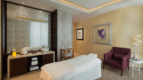 Kempinski Burj Rafal Hotel - SPASingle Treatment Room