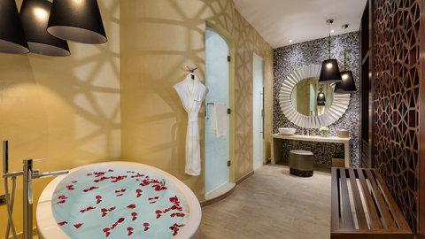 Kempinski Burj Rafal Hotel - SPATwin Treatment Wet Area
