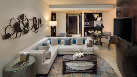 Kempinski Burj Rafal Hotel - Tower Suite