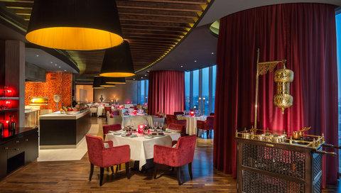 Kempinski Burj Rafal Hotel - Tugra