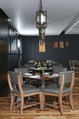 فندق أتلانتا - Dining Room