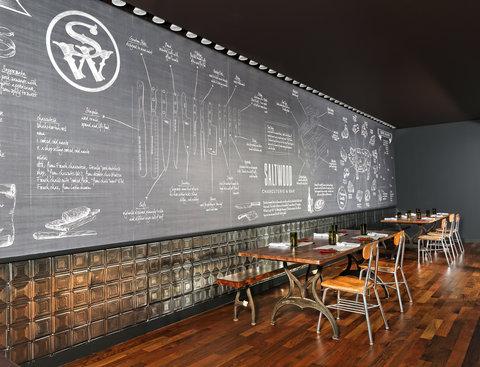 فندق أتلانتا - Saltwood Chalk Wall