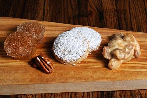 فندق أتلانتا - Dessert Trio