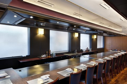 Crowne Plaza ANA HIROSHIMA - Premium steak and seafood Teppan yaki