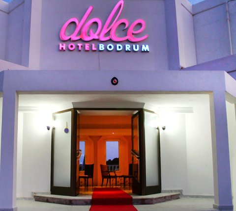 Dolce Hotel Bodrum - Exterior