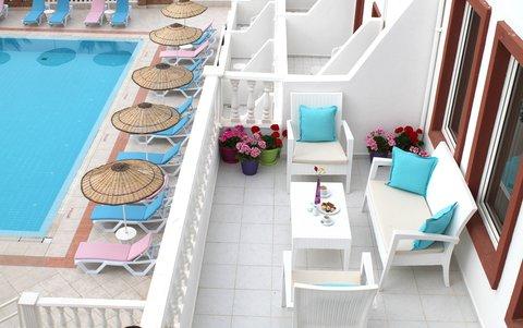 Dolce Hotel Bodrum - Balcony