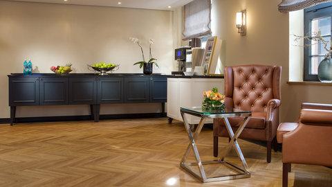 Kempinski Hotel Gravenbruch - Foyer