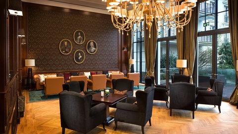 Kempinski Hotel Gravenbruch - Wintergarten