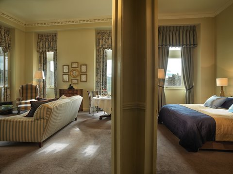 Rocco Forte Balmoral Hotel - The Balmoral - Bothwell Deluxe Suite