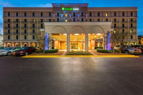 Holiday Inn Express ATLANTA AIRPORT-COLLEGE PARK - Entrance