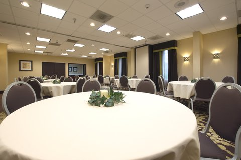 Holiday Inn Express ATLANTA AIRPORT-COLLEGE PARK - Ballroom