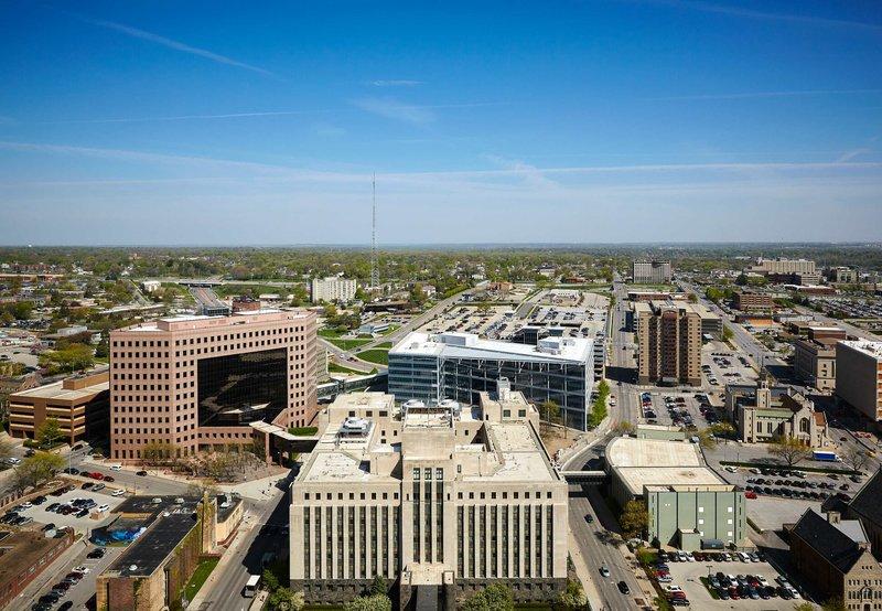 Marriott-Des Moines Downtown - Des Moines, IA