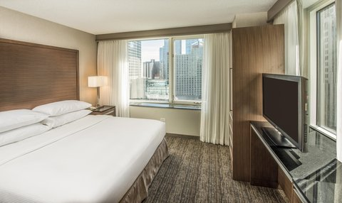 Embassy Suites Chicago DowntownLakefront - Corner King