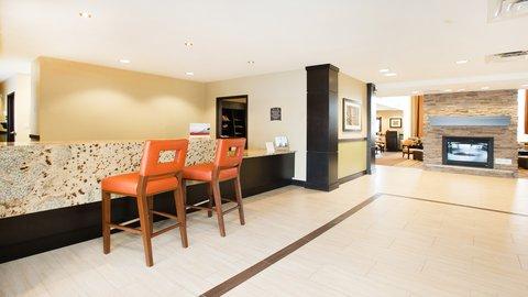 Staybridge Suites WEST EDMONTON - Front Desk