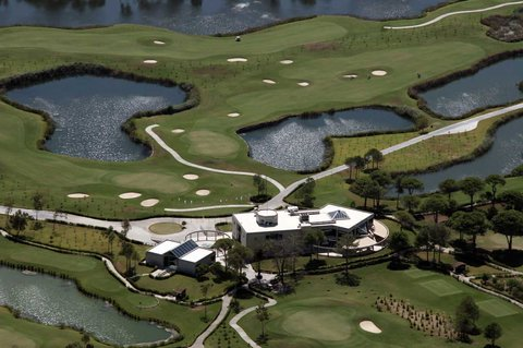 فندق سيرين بيليك - Antalya Golf Club