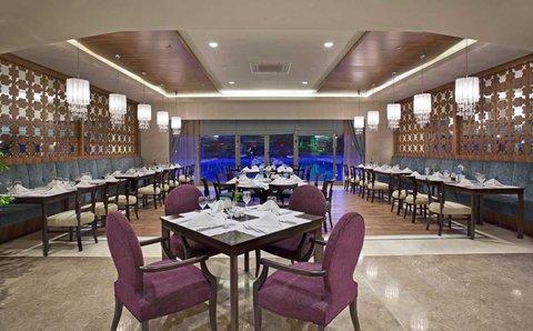فندق سيرين بيليك - Kibele restaurant