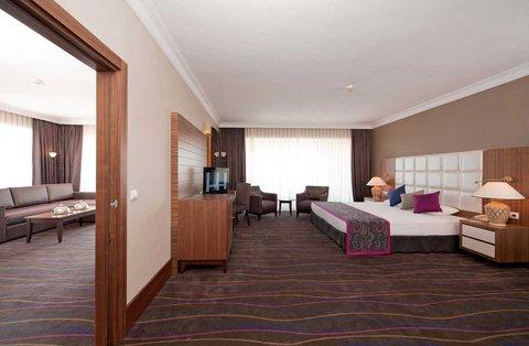 فندق سيرين بيليك - Palace Terrace Suite Bedroom