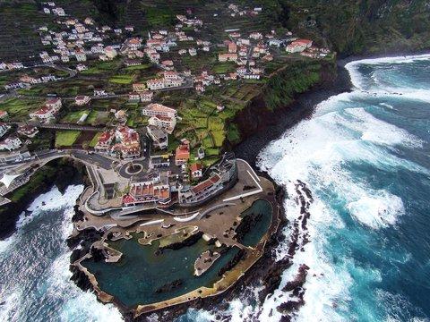 Aqua Natura Madeira - Exterior