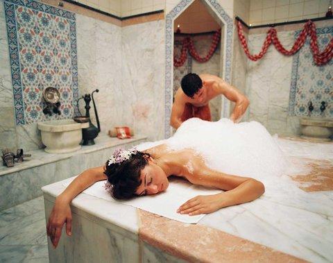 فندق سيرين بيليك - Turkish Bath