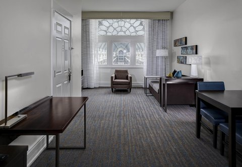 Residence Inn Cleveland Downtown - Studio Suite