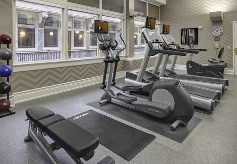 Residence Inn Cleveland Downtown - Fitness Center