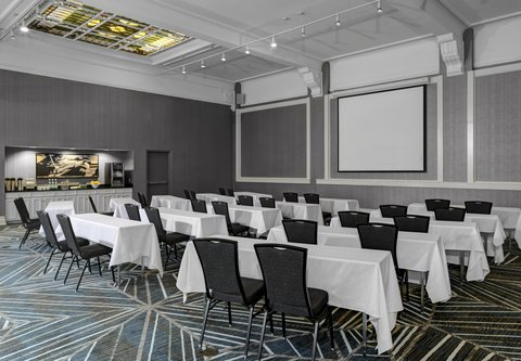 Residence Inn Cleveland Downtown - Smith Meeting Room
