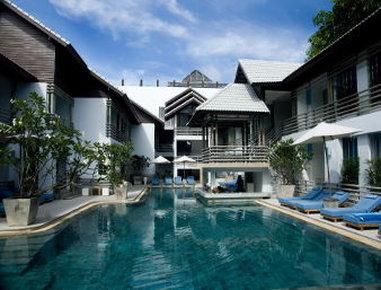 Ramada Phuket South Sea - Pool