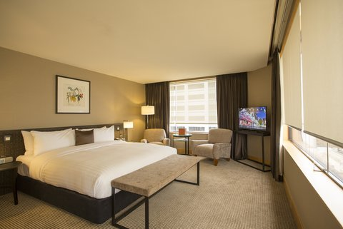 Stamford Plaza Auckland - Executive Suite