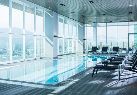Courtyard Santiago Las Condes - Indoor Pool